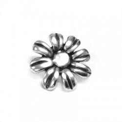 Zamak Flower 26mm w/ Pin for Bracelet 42074411