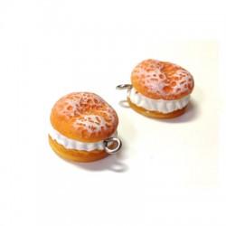 Resin Donut 16x11mm