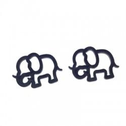 Πλέξι Ακρυλικό Στοιχείο Ελέφαντας 20x13mm