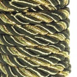 Κορδόνι Πολυεστερικό Στριφτό 8mm (5μέτρα/καρούλι)