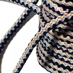 Cordon Tressé en Cotton 5mm