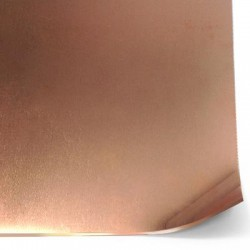 Copper Sheet 200x300mm (thickness 0.5mm)