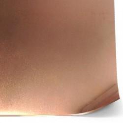 Foglio Metallico di Rame 20x30cm (spessore 0.5mm)