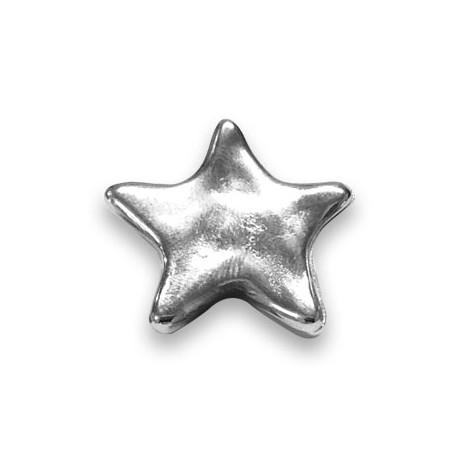 Zamak Star 28mm w/ Pin for Bracelet 42074411