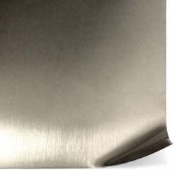 Foglio Metallico di Alpaca 20x30cm (spessore 0.3mm)