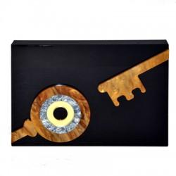 Plexi Acrylic Deco Key 140x97mm