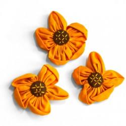Υφασμάτινο Στοιχείο Λουλούδι 50mm