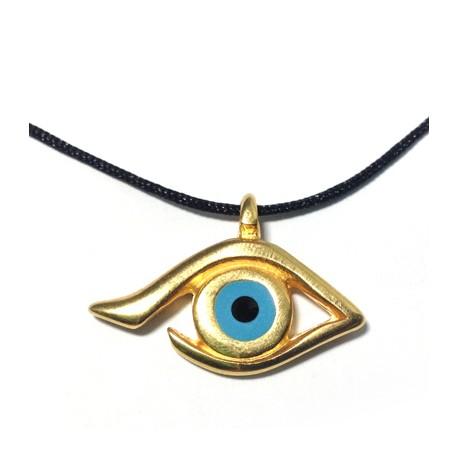Metal Zamak Cast with Eye 19x29mm