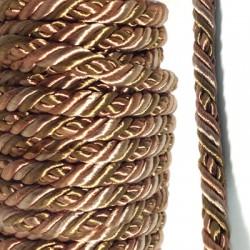 Cordino in Poliestere Ritorto 6mm (5 mtr/bobina)