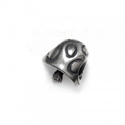 Charm in Argento 925 Fungo 10x10mm