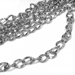 Steel Chain 4.6x7mm