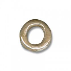 Rondelle Céramique Émaillée 25mm