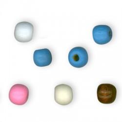 Perle en Bois 10mm