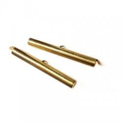 Brass Sliding Terminal 40mm