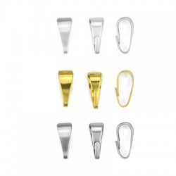 Brass Hanger 3.5x10.5mm/7mm