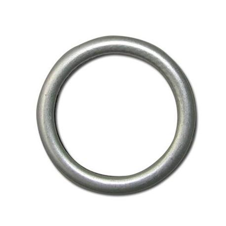 Μεταλλικό Ζάμακ Χυτό Στοιχείο Κρίκος 45mm