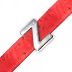 Μεταλλικό Ζάμακ Χυτό Περαστό Γράμμα 'Y' 15mm (Ø10.5x2.4mm)