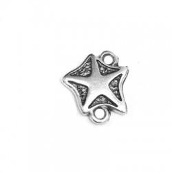 Zamak Connector Starfish 13mm