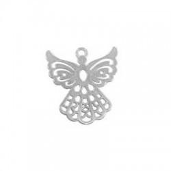 Μεταλλικό Ζάμακ Χυτό Μοτίφ Άγγελος 23x24mm