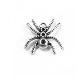 Μεταλλικό Ζάμακ Χυτό Μοτίφ Αράχνη Υποδοχή PP13 & PP18 21mm