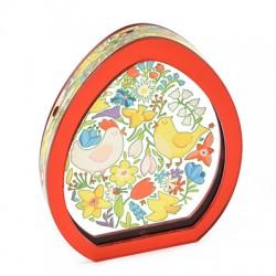 Πλέξι Ακρυλικό Επιτραπέζιο Αυγό Κοτούλες 83x100mm