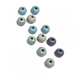 Perle Céramique 8mm (Ø 3,3mm)