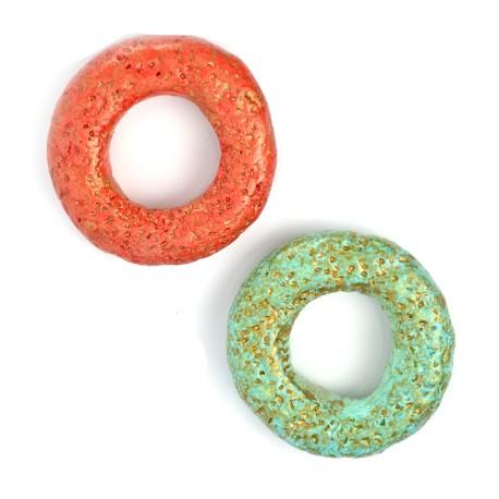 Ceramic Matte Donut 49mm (Ø 24.5mm)