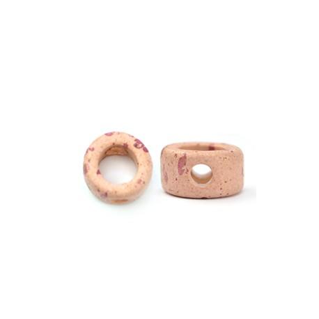 Passante in Ceramica Anello 20mm (Ø 4mm)