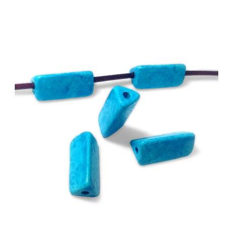 Κεραμικό Τριγωνικό Σωληνάκι 8x20mm (Ø2.2mm)