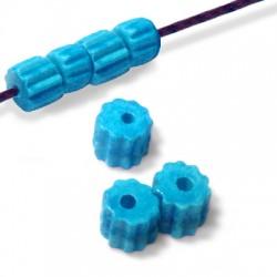 Κεραμική Χάντρα Σωληνάκι 10x10mm(Ø2.5mm)