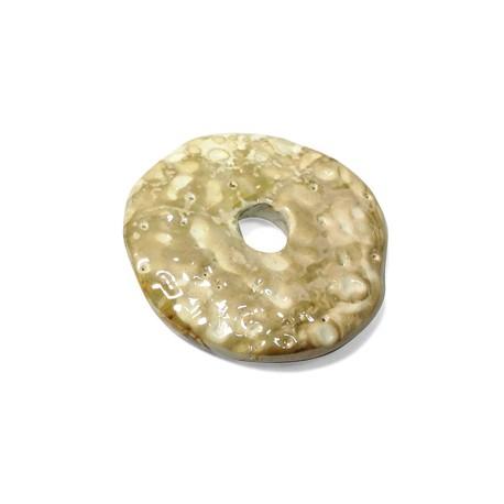 Enamel Ceramic Disc 36mm (Ø 8.2mm)