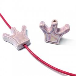 Enamel Ceramic Crown 28x26mm (Ø 2.5mm)