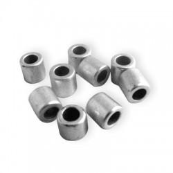 Brass Tube 5x5mm (Ø 3mm)