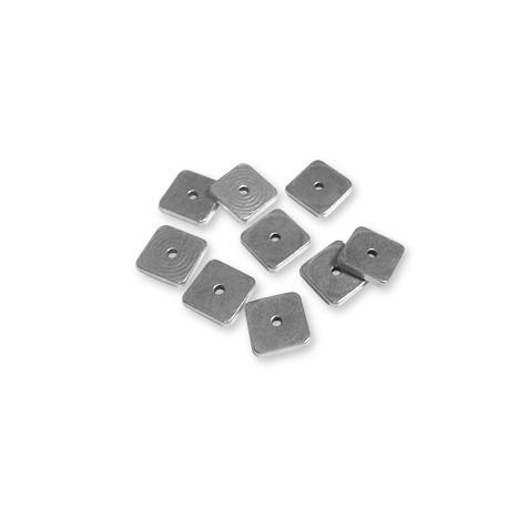 Μεταλλική Ορειχάλκινη (Μπρούτζινη) Χάντρα Διαχωριστική 8mm