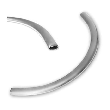 Brass Curved Tube 7x165mm (Ø 5mm)