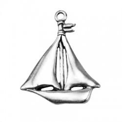 Metal Pendant Ship