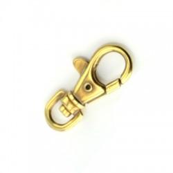 Metal Key Ring 15x39mm