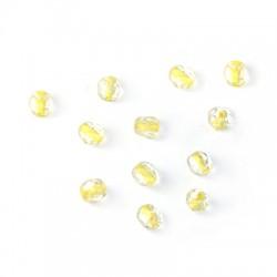Κρύσταλλο Βοημίας Χάντρα Στρογγυλή Πολυεδρική 4mm