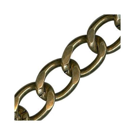 Steel Chain 17.9x24.5mm
