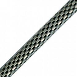 Μεταλλική Ατσάλινη Αλυσίδα Φίδι 8mm