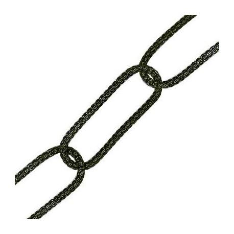 Μεταλλική Ατσάλινη Αλυσίδα 2.4mm (90cm μήκος)