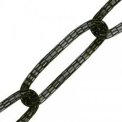 Μεταλλική Ατσάλινη Αλυσίδα 4.2mm (90cm μήκος)