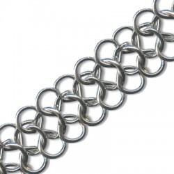 "Steel Chain Small ""8"" 18x8/1.4mm"