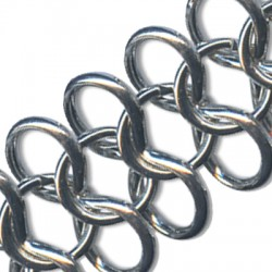 """Steel Chain Big """"8"""" 28x13/2mm"""