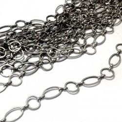 Brass Chain Rings