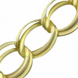 Aluminium Chain 18.3x28mm
