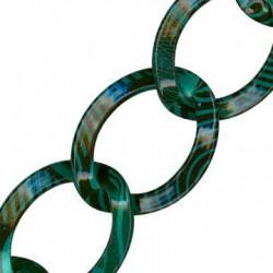 Aluminium Chain  32x25/4mm