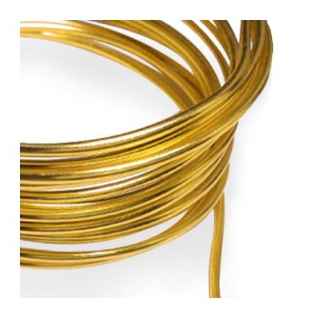 Fil Aluminium Flexible 2.5mm (~5mtr/bobine)