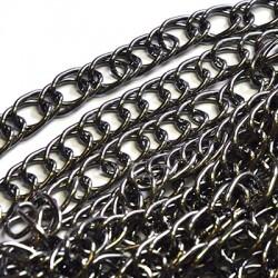 Αλυσίδα Αλουμινίου 10x15mm