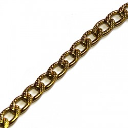 Aluminium Chain 9x14mm/2.4mm